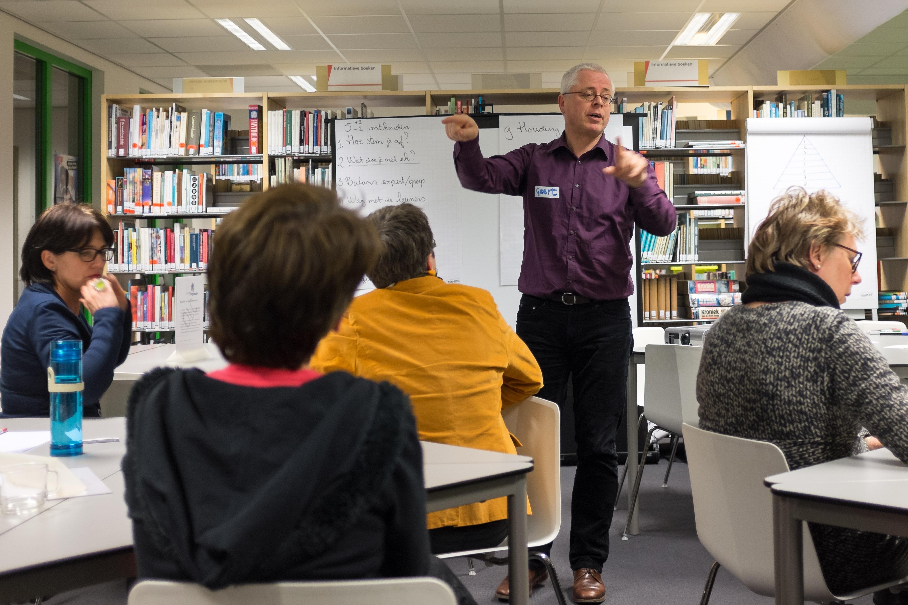 Tips voor een goede presentatie en interactie met je publiek