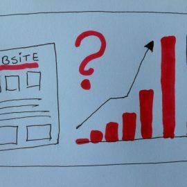 Hoe ga je van 5 naar 250 bezoekers per dag op je website? De VIP-techniek voor startende ondernemers
