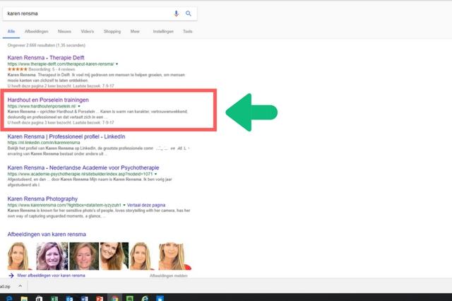 google je naam
