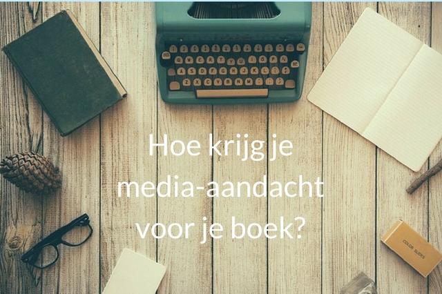 media-aandacht voor je boek