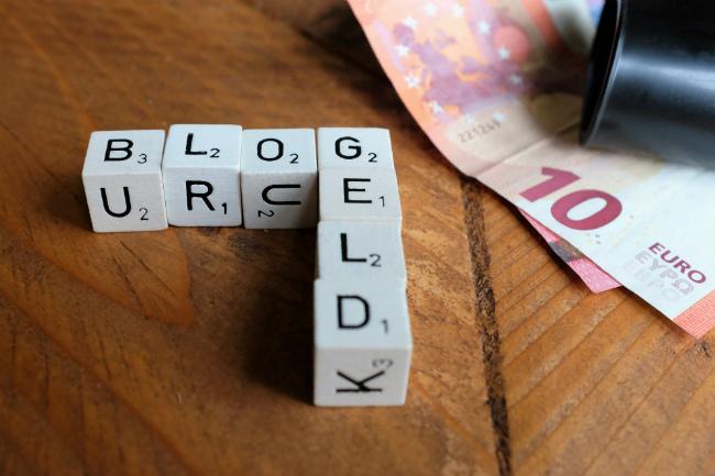 geld verdienen blog